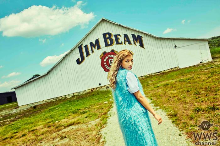 ローラがジムビームの広告アートディレクターに就任!「ファンのみんなにたくさんのハッピーなニュースを届けられたらいいな。」