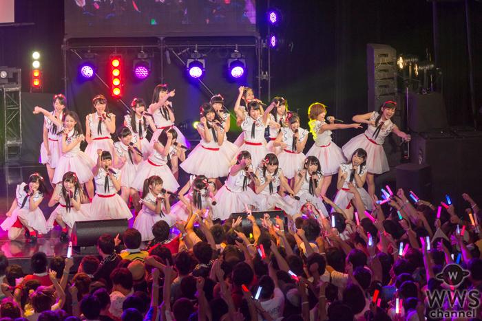 【ライブレポート】NGT48が、初のTIFステージでオーディエンスの心を掴む!
