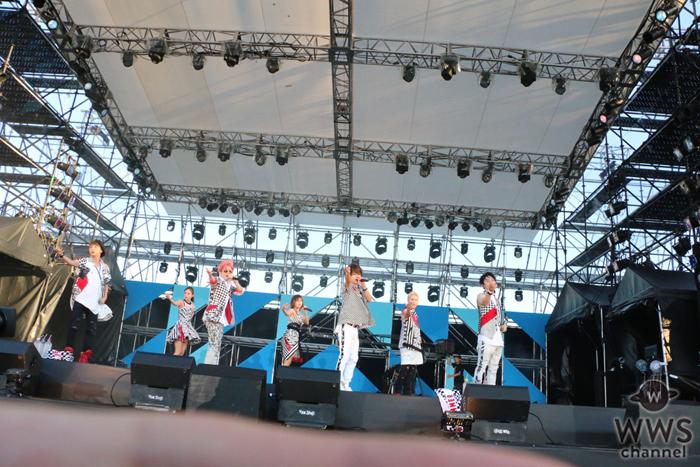 【ライブレポート】AAAが『ヒルナンデス!』ライブに登場!宇野の「オトナンデス!」発言にメンバー困惑!?