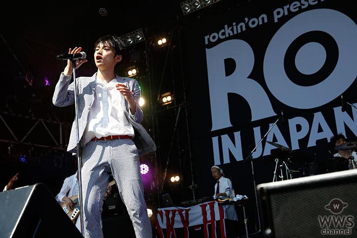 SKY-HIがバンドサウンドを引っさげてROCK IN JAPAN FESTIVAL 2016に登場!