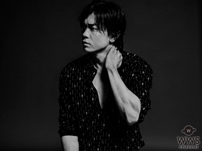 劇団EXILEの青柳翔が10/26に1stシングル発売決定!「俳優経験を活かし自分にしか歌えないバラードを届けていきたい」