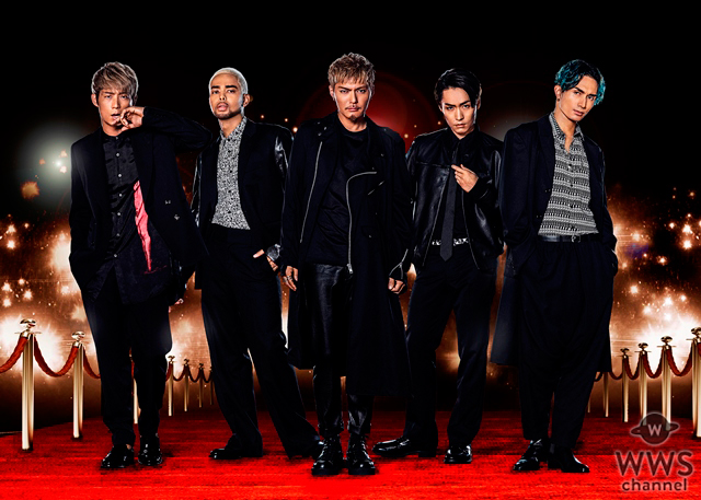 EXILE THE SECONDが新曲MV公開!EXILE AKIRA、THE RAMPAGEも出演!「パフォーマンスの強さとエネルギーを伝えたい」
