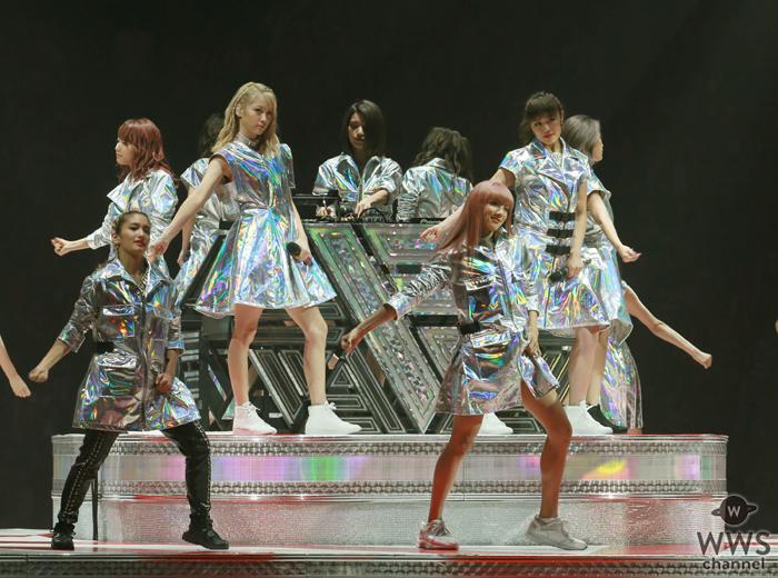 E-girlsが過去最大規模の全国アリーナツアーファイナル開催!「夢のドームを目指し次なるステージへと進んでいきます!」