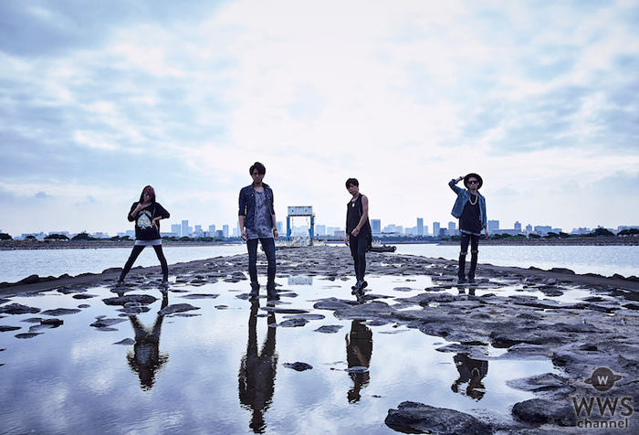 But by Fallの『Welcome to My Broken Heart」がTBS系テレビ「SUPER SOCCER」のEDテーマに決定!