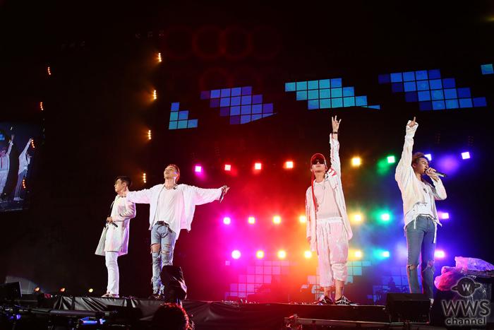 【ライブレポート】BIGBANG、iKON、ソナポケ、和楽器バンドらがa-nation stadium fes. 2016初日に登場!雨に負けない熱狂のステージ!