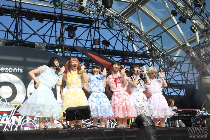 【ライブレポート】でんぱ組.incがROCK IN JAPAN FESTIVAL 2016のステージに登場!会場が一つとなって最高の夏祭りを作り上げる!