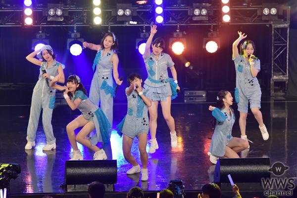 【写真特集】こぶしファクトリーがTIF2016初日のHOT STAGEに登場!