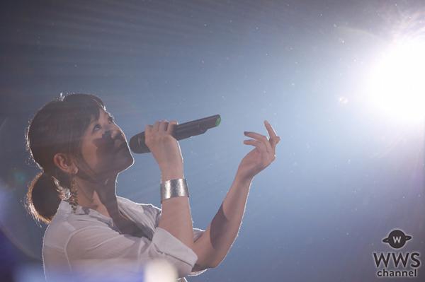 【ライブレポート】絢香がデビュー10周年の想いを込めて熱唱!「ここから新たに心を自由にして行けたら」
