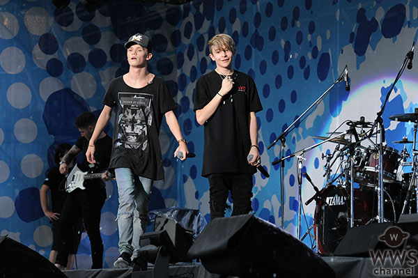 8/27 a-nation stadium fes. 2016 powered by dTVにlol -エルオーエル- Bars & Melody.らが登場!