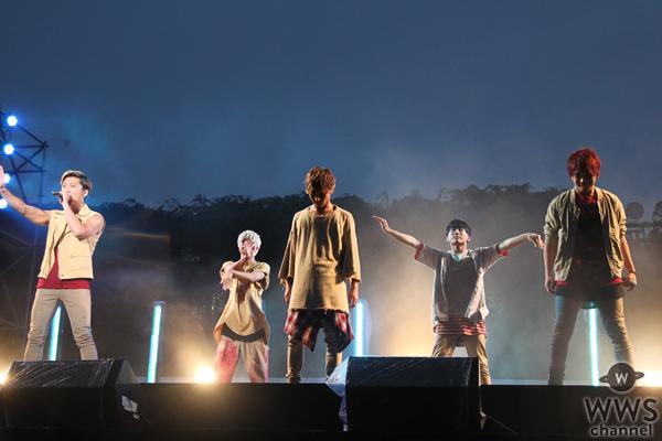 顔面偏差値75グループこと、Da-iCEが神宮外苑花火大会でオーディエンスを虜にする!