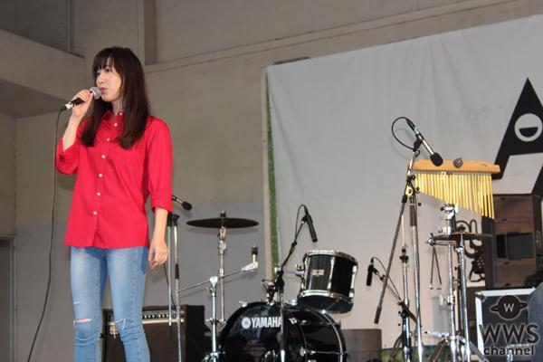 西浦秀樹がヴォーカルとして参加するバンド『ワケありバンド!かにたま』が初のライブ出演!「とにかく楽しかった」