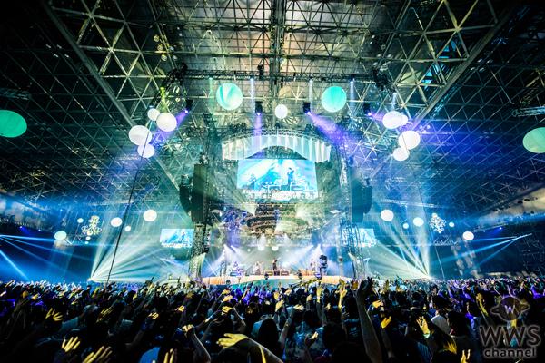 GLAYが伝説の20万人ライブを行った聖地でファンクラブ発足20周年記念ライブ開催!「30周年はベネチアでライブを行いたい」