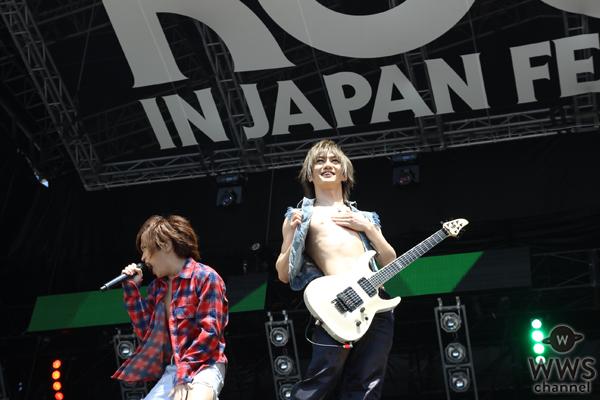 【ライブレポート】ゴールデンボンバーの大いなる悪ふざけでスタート!ROCK IN JAPAN FESTIVAL 2016