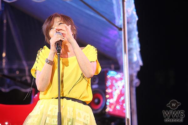 【写真特集】TRFが『BOY MEETS GIRL』などヒット曲を連発!往年のファンも納得のパフォーマンスで神宮花火大会を盛り上げる!