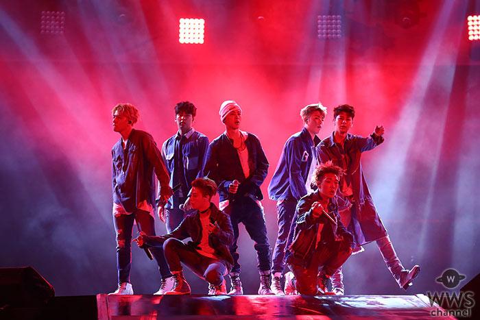 BIGBANGの弟分グループ・iKONがa-nation stadium fes. 2016 powered by dTVに登場!