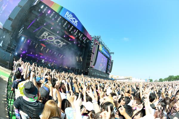 【ライブレポート】人気絶頂のKANA-BOONが炎天下をさらに熱く!ROCK IN JAPAN FESTIVAL 2016