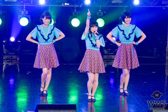 【ライブレポート】新潟を代表するアイドル、NegiccoがTIFのステージに登場!Negiccoワールド全開で会場が一つに!
