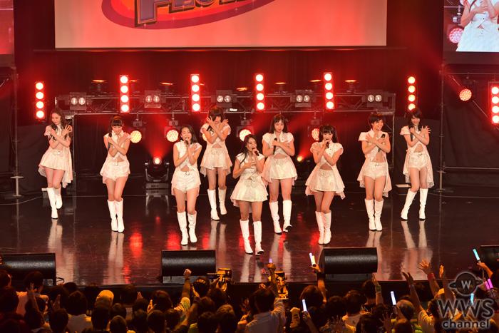 東京パフォーマンスドールがTIF2016 初日に登場!ノンストップの大迫力パフォーマンス!