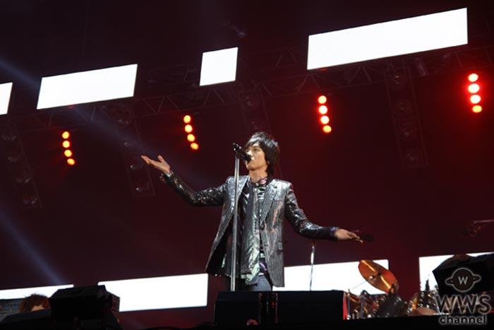 【ライブレポート】THE YELLOW MONKEYがROCK IN JAPAN FESTIVAL 2016のステージで華麗なる復活を遂げる!