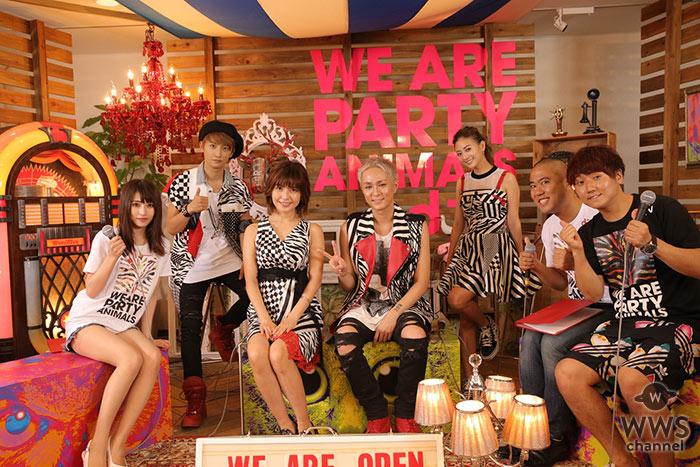 AAA 宇野実彩子 浦田直也らがdTVの生特番に出演!「a-nationのために用意してきたのでどのアーティストのファンの方もひとつになれる楽しいライブになると思います!」」