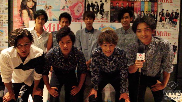 【動画】CAMPUS SUMMIT2016でイケメン8人組グループ・SOLIDEMOにインタビュー!