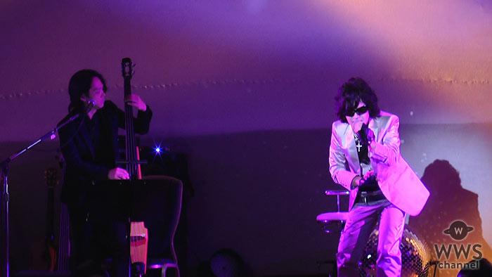 【動画】Toshl(X JAPAN)東京ドームホテル ディナーショーに密着!Part.1『CRUCIFY MY LOVE』を熱唱!