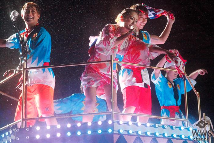 【ライブレポート】浜崎あゆみ、AAA、Da-iCEらがa-nation stadium fes. 2016の2日目に登場!