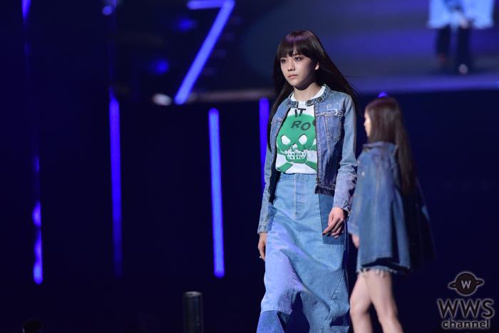 松井愛莉、藤田ニコル、中条あやみらがTGC SPECIAL COLLECTIONステージに登場!