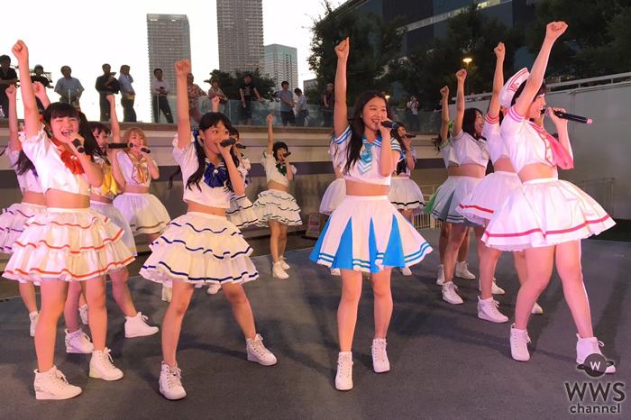 SUPER☆GiRLSの新体制 初シングル『ラブサマ!!!』が オリコンランキング2位を獲得!