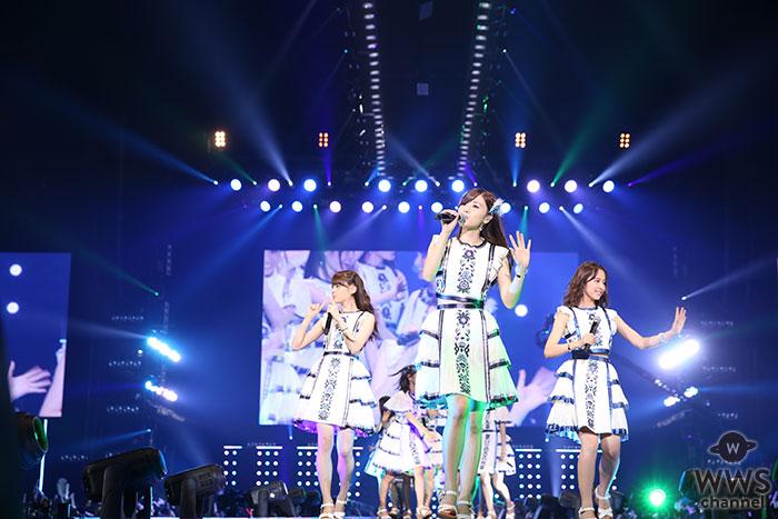 【写真特集】乃木坂46がTGC初ライブパフォーマンス!黄色い歓声で大盛況!