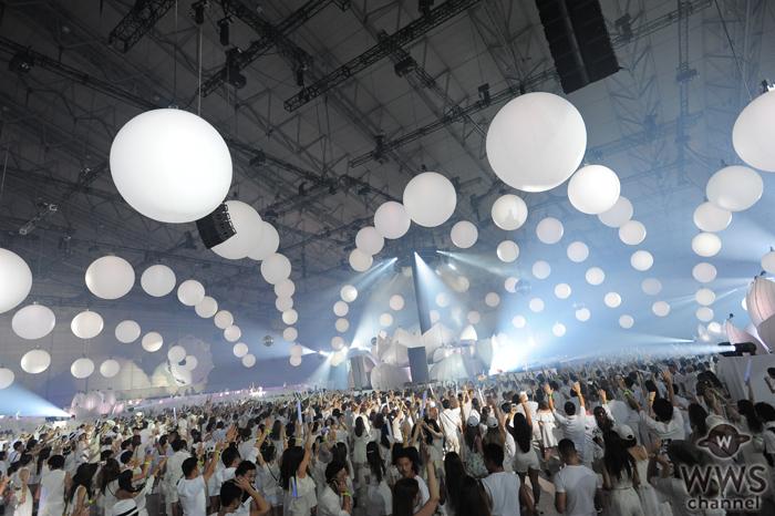 世界一美しい音楽フェスティバル「SENSATION –INNERSPACE-」大熱狂の一夜!
