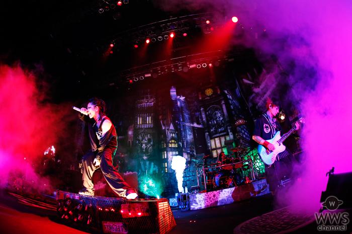 VAMPS LIVE 2016 ZEPP TOKYO 開幕!割れんばかりの声援や大合唱は初日公演とは思えないほどの熱さ!