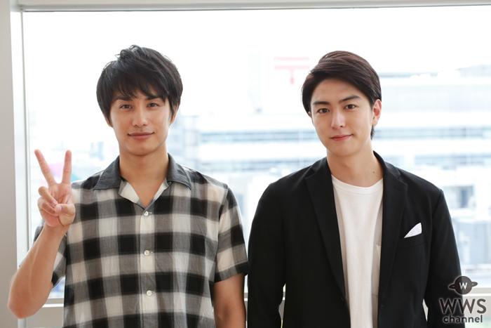 若手注目俳優・稲葉友と中村蒼がトークイベント「ふたりでダラしゃべり!」を開催!