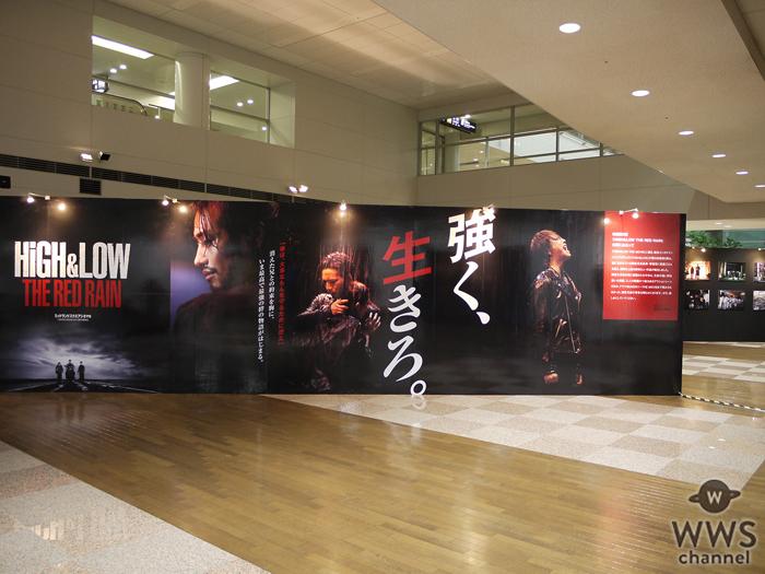 EXILE TAKAHIRO、三代目JSB 登坂広臣、斎藤工の等身大ビジュアルや使用衣装などが中部国際空港セントレアで公開!