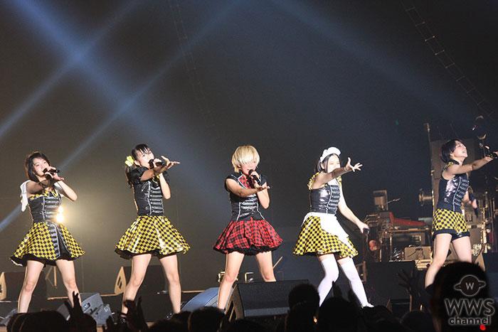 ベイビーレイズJAPANが年末2デイズ3公演、赤坂BLITZワンマンライブを発表!
