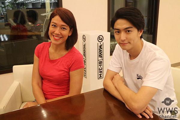 稲葉友、J-WAVEで初のラジオレギュラー番組『ALL GOOD FRIDAY』スタート ! 決定!!LiLiCoとともに2020年に向けた刺激的で新しい東京の魅力を発信!!