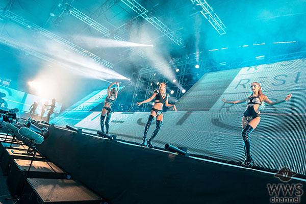 【独占コメント掲載】CYBER JAPANがSEXYすぎるライブパフォーマンスでURTRA JAPANに出演!「ULTRA のステージに立てる事は、本当に光栄な事。」