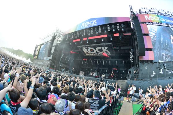 【ライブレポート】ONE OK ROCKがROCK IN JAPAN FESTIVAL 2016に降臨!「僕らが一番っていうのを見せに来たんですよ!」