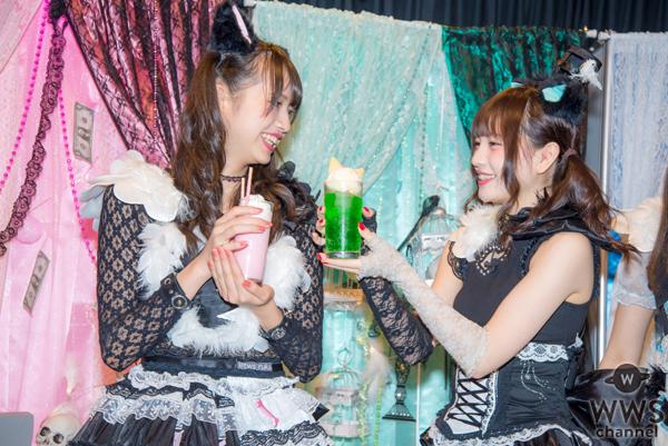 完全なるアイドル・わーすたのコラボカフェ開店!「最強のアイドルはぶりっ子です!」
