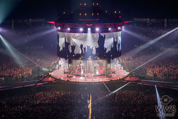 【ライブレポート】BABYMETAL 初の東京ドーム公演で11万人動員でメタルの祭典!