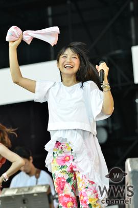 【ライブレポート】miwaが一番熱い夏を持ってきた!ROCK IN JAPAN FESTIVAL 2016で魅せた奇跡のアクト!