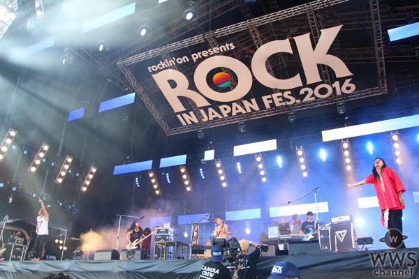 【ライブレポート】Dragon Ash、ROCK IN JAPAN FESTIVAL皆勤賞の優等生 兼 最強の問題児が魅せた美と狂乱の最果て