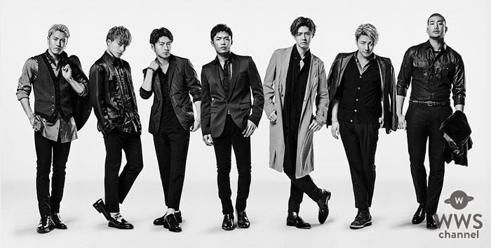 GENERATIONSが11/16に待望のニュー・シングル「PIERROT」(ピエロ)発売決定!