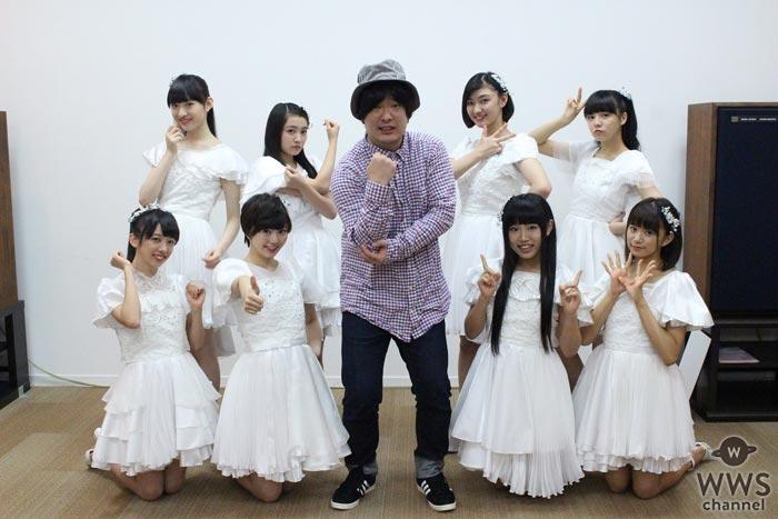 私立恵比寿中学のベストアルバム収録の新曲を人気急上昇中の岡崎体育が書き下ろし!「エビ中の皆さん、いつでも僕のことパシってください」