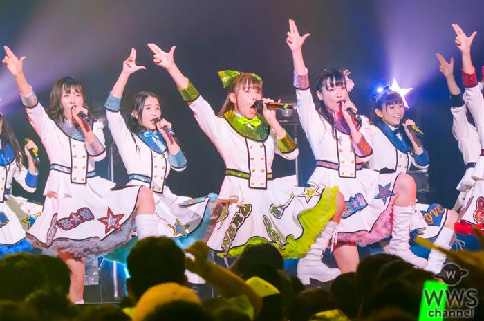 【ライブレポート】SUPER☆GiRLS第三章初のワンマンライブで新曲初披露!「14人では届かない所でも皆さんと一緒なら辿り着けると信じています」