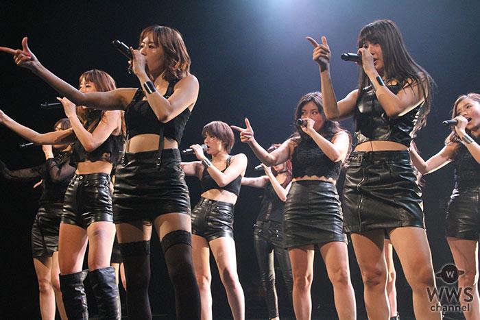 【ライブレポート】大人アイドルprediaが10人で6周年ライブツアースタート!SEXYすぎる黒の新衣装で圧巻のパフォーマンスを魅せる!