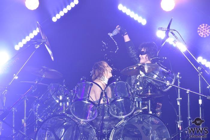 【ライブレポート】X JAPAN新曲お披露目!ToshlとYOSHIKIのユカイなMCから限界を超える超ド級の最恐ライブまで永久不滅のWe Are X!
