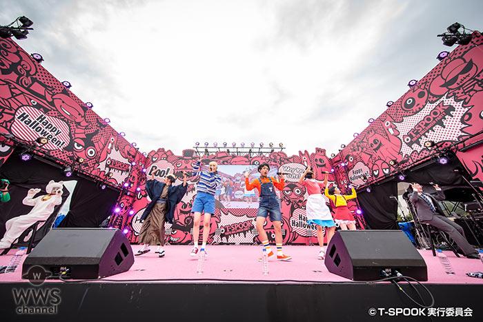【写真特集】私立恵比寿中学がサザエさんコスプレで愉快なライブパフォーマンス!お台場ハロウィーンを盛り上げる!