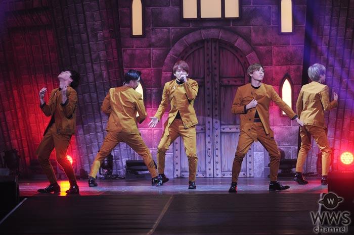 Da-iCEが大熱狂ハロウィンステージを展開!ジャック・オー・ランドで新曲『恋ごころ』などを披露!