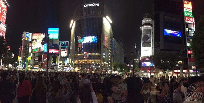 三代目 J Soul Brothersが待望のニューシングル『Welcome to TOKYO』の発売決定&全国ドームツアー開催を発表!15か所の街頭ビジョンでも同時発表!